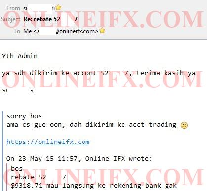 PENGALAMAN WD INSTAFOREX VIA ONLINEIFX.COM